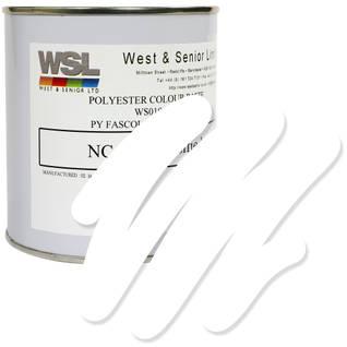 White Polyester Pigment Thumbnail