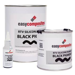 Black Liquid Silicone Pigment Thumbnail