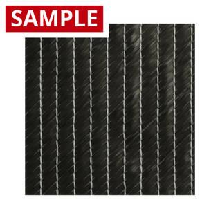 300g +/- 45 Biaxial 3k Carbon Fibre - SAMPLE Thumbnail