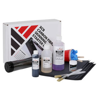 XCR Carbon Fibre Skinning Starter Kit Thumbnail