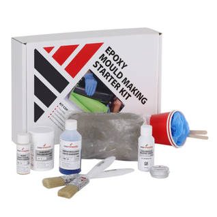 Epoxy Mould Making Kit Thumbnail