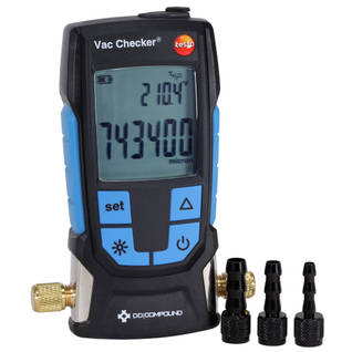 Vac Checker® Precision Digital Vacuum Gauge Thumbnail