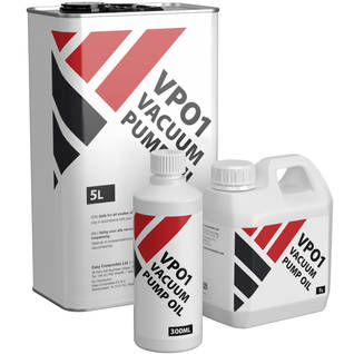 VPO1 High Vacuum Pump Oil Thumbnail