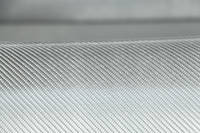 290g 2x2 Twill Alufibre Silver Glass Draped Thumbnail