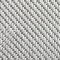 290g 2x2 Twill Alufibre Silver Glass Zoomed Thumbnail