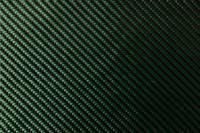 Green Carbon Fibre Cloth 2x2 Twill Wide Thumbnail