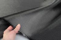 240g 2x2 Twill 3k Carbon Fibre Cloth In Hand Thumbnail