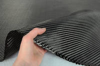 650g 2x2 Twill 12k Carbon Fibre Cloth In Hand Thumbnail