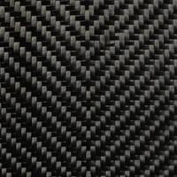 210g V-Weave 2x2 Twill 3k Carbon Fibre Cloth Closup Thumbnail