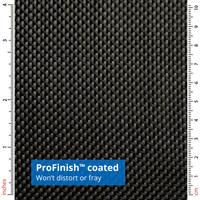 90g ProFinish Plain Weave 1k Carbon Fibre Cloth with Rulers Thumbnail