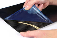 Removing the Protective Film from the Carbon Fibre Veneer Thumbnail