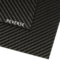Double-Sided High Strength Carbon Fibre Sheet Thumbnail