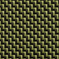 210g 2x2 Twill 3k Carbon Kevlar Cloth (1200mm) Thumbnail