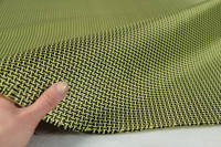 188g Plain Weave 3k Carbon Kevlar Cloth In Hand Thumbnail