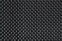 200g 2x2 Twill Carbon Black Twaron Cured Laminate Sample Thumbnail