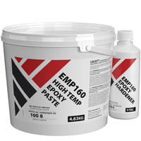 EMP160 High Temp Epoxy Moulding Paste 5kg Kit Thumbnail