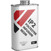 IP2 Polyester Infusion Resin 1kg Thumbnail