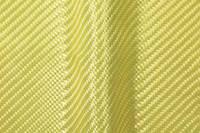 300g 2x2 Twill Weave Kevlar Cloth Draped Thumbnail