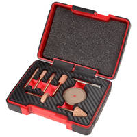 Kit of 7 Perma-Grit Rotary Tools in a Case Fine Thumbnail