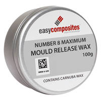 Miracle Gloss Mould Release Wax 100g Thumbnail