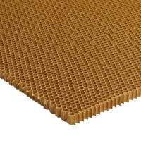 4.8mm Cell 48kg Nomex HoneycombT=10mm Thumbnail
