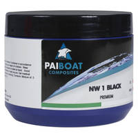 NW1 Super Cutting Compound Black 500g Thumbnail