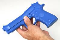 Training Weapon cast using Xencast® PX60 Medium Flexible Polyurethane Thumbnail