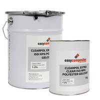 CLEARPOL Extra Clear ISO NPG Polyester Gelcoat Thumbnail