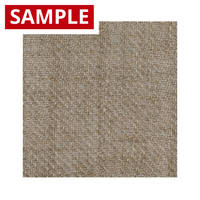 200g 2x2 Twill Weave Flax Fibre Cloth - SAMPLE Thumbnail