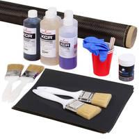 XCR Carbon Fibre Skinning Starter Kit Large Thumbnail
