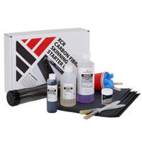 XCR Carbon Fibre Skinning Starter Kit Regular Thumbnail