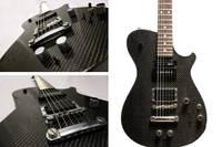 Carbon Fibre Skinned Electric Guitar Thumbnail