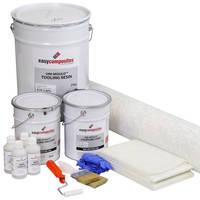 Uni-Mould Complete Mould Making Kit Large (3.3sqm) Thumbnail