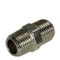 "Straight Connector 1/4"" BSP Male Thumbnail"