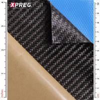 XC110 210g 2x2 Twill 3k Prepreg Carbon Fibre Thumbnail