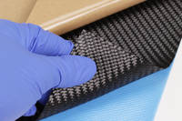 XC110 416g 2x2 Twill 6k Prepreg Carbon Fibre Fingers Thumbnail