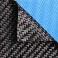 XC110 416g 2x2 Twill 6k Prepreg Carbon Fibre (1250mm) 10mRoll Thumbnail